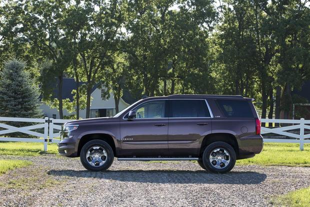 2016 Chevrolet Tahoe: New Car Review featured image large thumb5