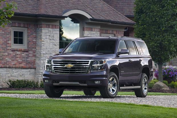 2016 Chevrolet Tahoe: New Car Review featured image large thumb0