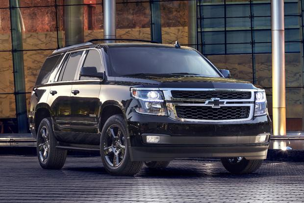 2017 Chevrolet Tahoe New Car Review Featured Image Large Thumb0