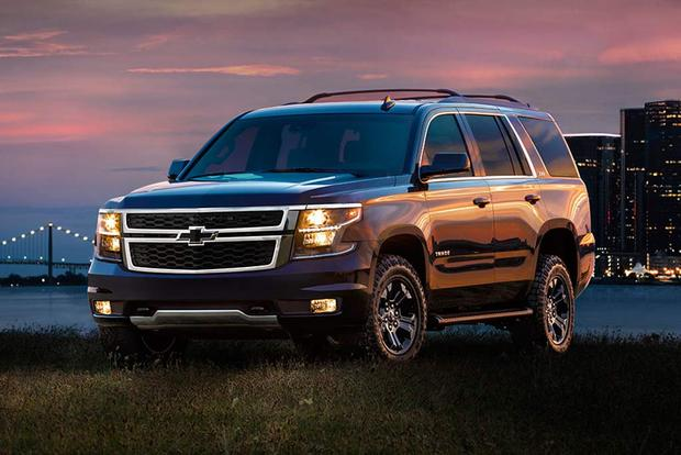 2017 Chevrolet Tahoe: New Car Review featured image large thumb1