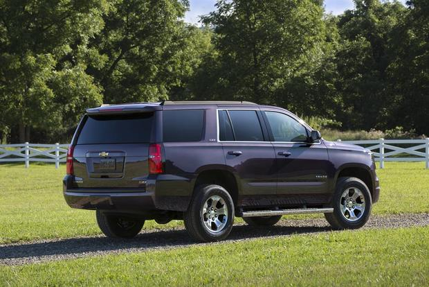 2017 Chevrolet Tahoe: New Car Review featured image large thumb5