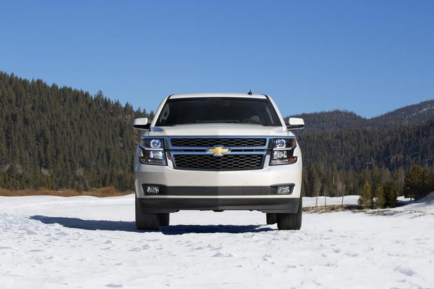 2017 Chevrolet Tahoe: New Car Review featured image large thumb2