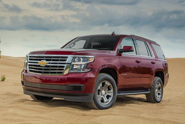 2018 Chevrolet Tahoe: New Car Review featured image large thumb0