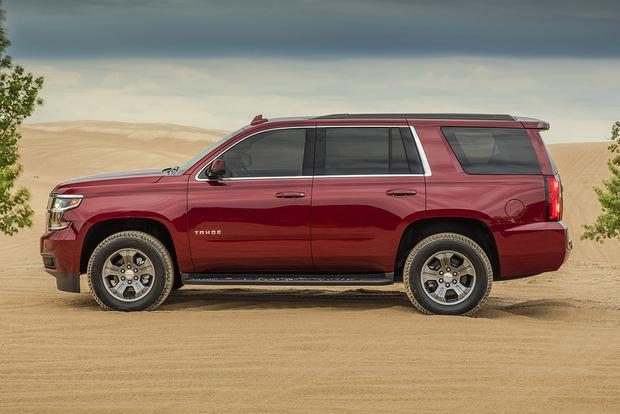 2018 Chevrolet Tahoe: New Car Review featured image large thumb1