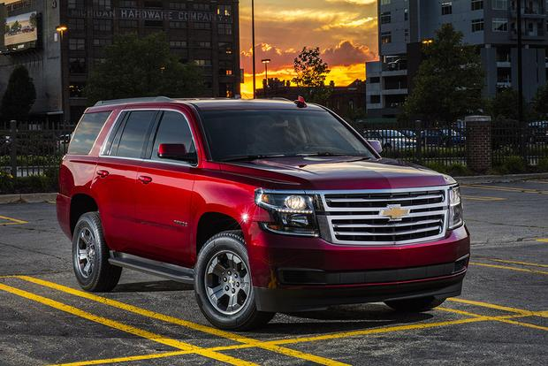 2018 Chevrolet Tahoe: New Car Review featured image large thumb2