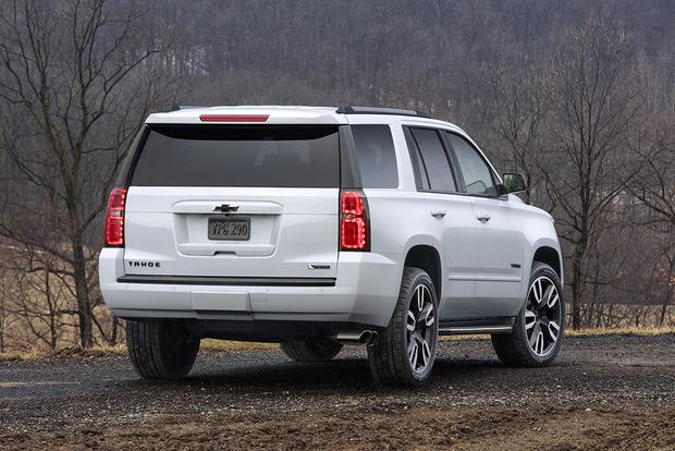 2018 Chevrolet Tahoe: New Car Review featured image large thumb4