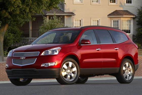 2017 Chevrolet Traverse New Car Review Autotrader