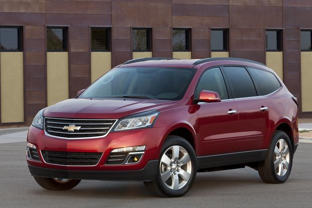 2013 Chevrolet Traverse: New Car Review featured image large thumb1