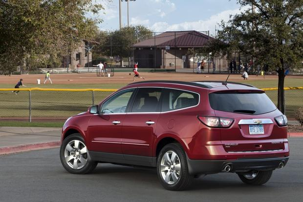 2013 Chevrolet Traverse: New Car Review featured image large thumb2