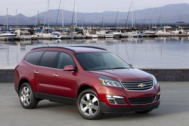 Chevy traverse 2013 recalls