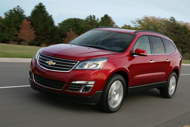 2013 Chevrolet Traverse: OEM Image Gallery featured image large thumb4