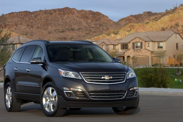2013 Chevrolet Traverse: OEM Image Gallery featured image large thumb5