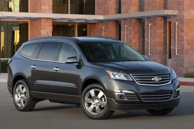 2013 Chevrolet Traverse: OEM Image Gallery featured image large thumb6