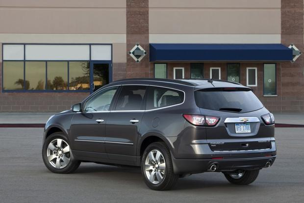 2013 Chevrolet Traverse: New Car Review featured image large thumb7