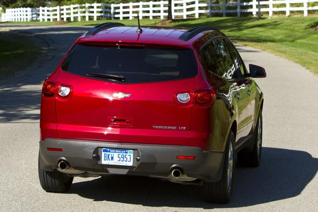2013 Chevrolet Traverse: New vs. Old featured image large thumb7