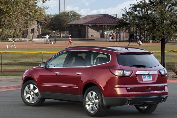2014 Chevrolet Traverse: New Car Review featured image large thumb1