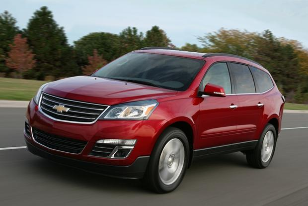 2014 Chevrolet Traverse: New Car Review featured image large thumb0