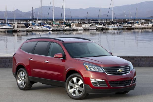 2014 Chevrolet Traverse: New Car Review featured image large thumb6