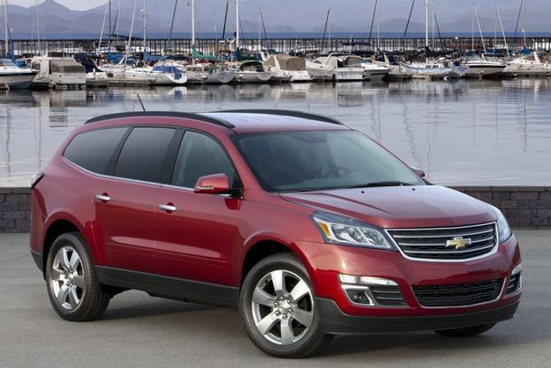 2015 Chevrolet Traverse: Used Car Review
