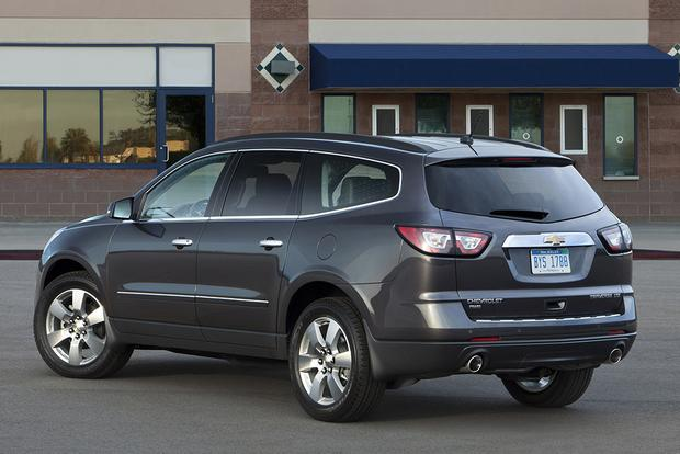 2016 Chevrolet Traverse New Car Review Featured Image Large Thumb2