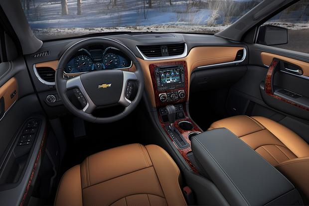 Used Chevy Traverse >> 2016 Chevrolet Traverse: New Car Review - Autotrader