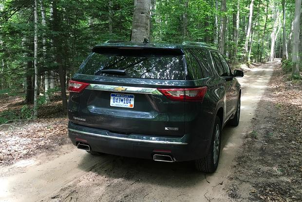 2018 Chevrolet Traverse: Michigan Road Trip featured image large thumb1