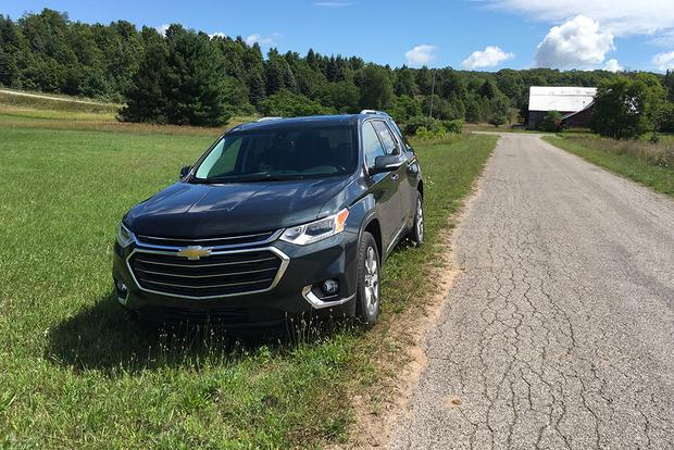 2018 Chevrolet Traverse: Michigan Road Trip featured image large thumb2