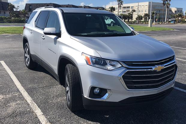 2018 Chevrolet Traverse: Making Memories featured image large thumb1