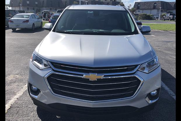 2018 Chevrolet Traverse: Making Memories featured image large thumb3