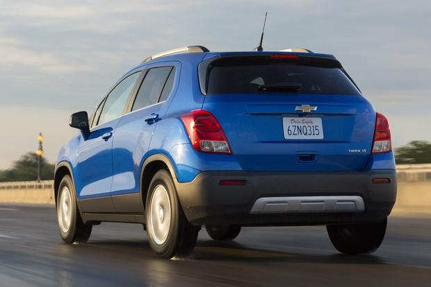2016 Chevrolet Trax: New Car Review featured image large thumb2