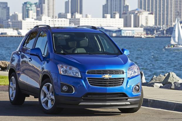 2016 Chevrolet Trax: New Car Review featured image large thumb4