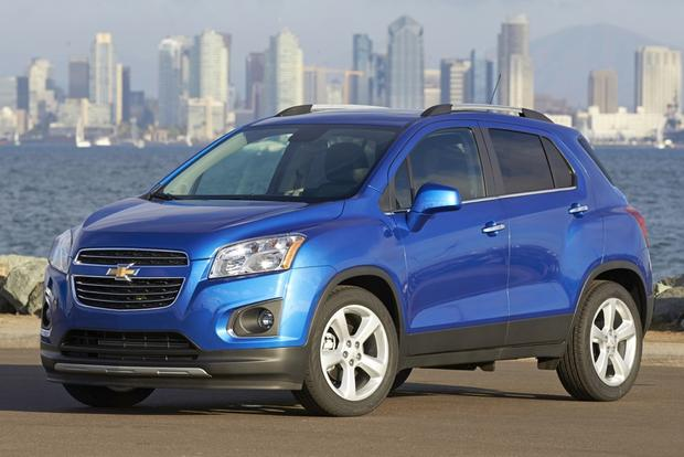 2016 chevrolet trax: new car review - autotrader