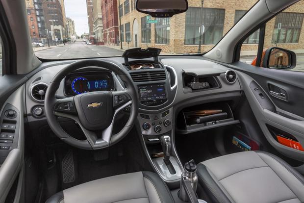 2016 Chevrolet Trax: New Car Review featured image large thumb6
