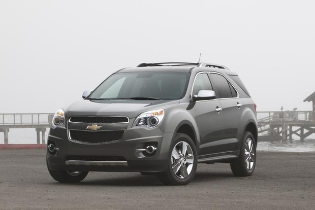 Chevrolet Suv 2015 >> 2015 Chevrolet Trax Vs 2015 Chevrolet Equinox What S The