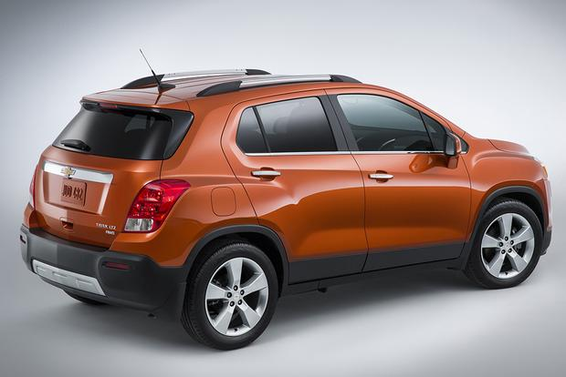2017 Chevrolet Trax Vs 2016 Honda Hr V Which Is Better Featured