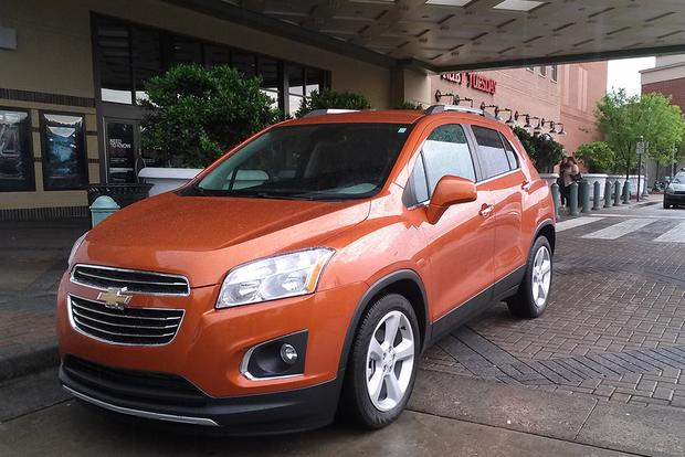 2015 Chevrolet Trax Real World Review Autotrader