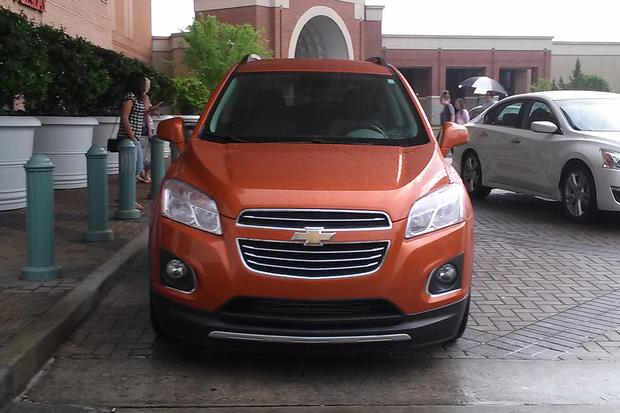 2015 Chevrolet Trax: Real World Review featured image large thumb1