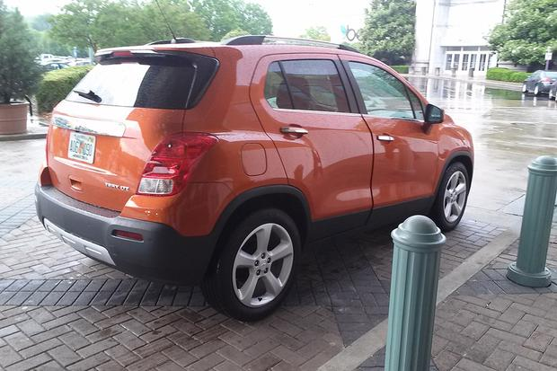 2015 Chevrolet Trax: Real World Review featured image large thumb2