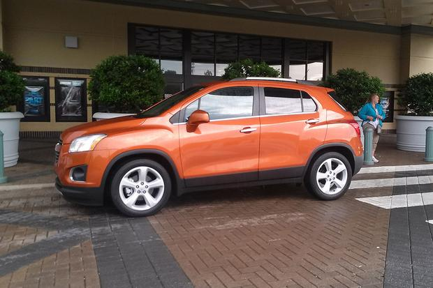 2015 Chevrolet Trax: Real World Review featured image large thumb3