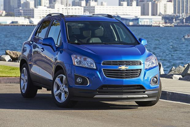 2015 Chevrolet Trax Vs 2015 Buick Encore Whats The Difference