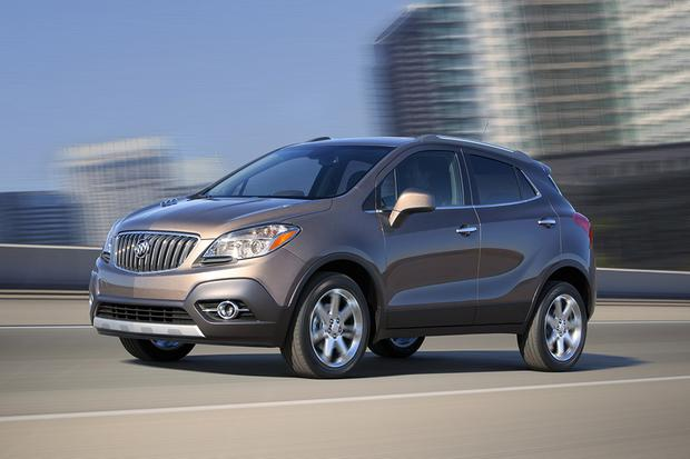 2015 chevrolet trax vs 2015 buick encore what 39 s the for Buick encore vs honda hrv
