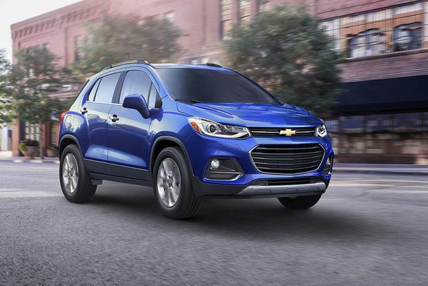 2017 Chevrolet Trax: First Drive Review featured image large thumb0