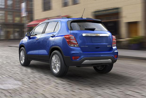 2017 Chevrolet Trax: First Drive Review featured image large thumb1