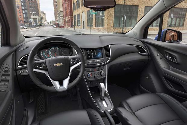 2017 Chevrolet Trax: First Drive Review featured image large thumb2