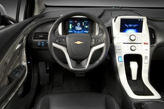 2013 Chevrolet Volt: New Car Review featured image large thumb13