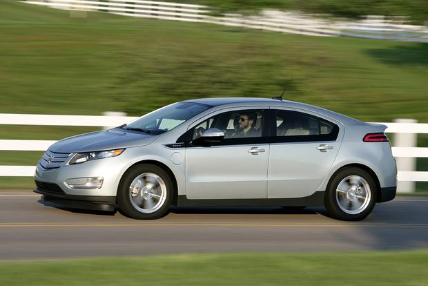 2013 Chevrolet Volt: Used Car Review