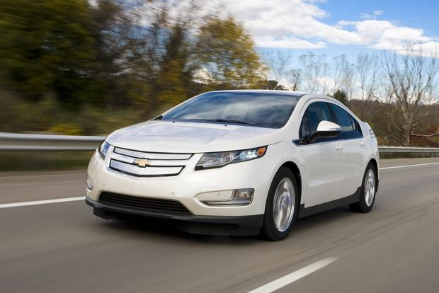 2014 Chevrolet Volt: New Car Review - Autotrader