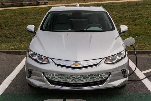 2015 vs. 2016 Chevrolet Volt: What's the Difference?