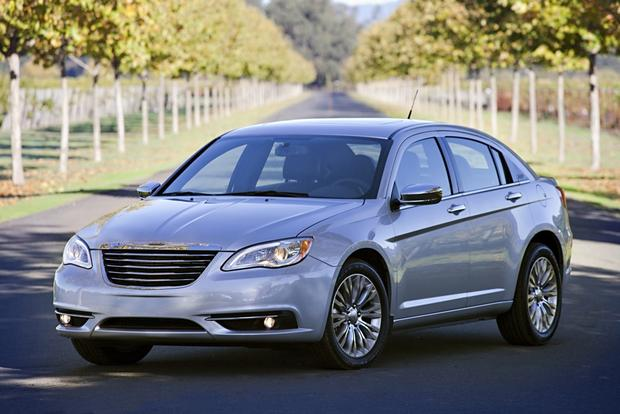 2012 Chrysler 200 New Car Review Autotrader