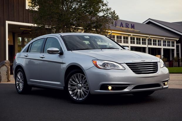 2012 chrysler 200 new car review featured image large thumb2. Cars Review. Best American Auto & Cars Review